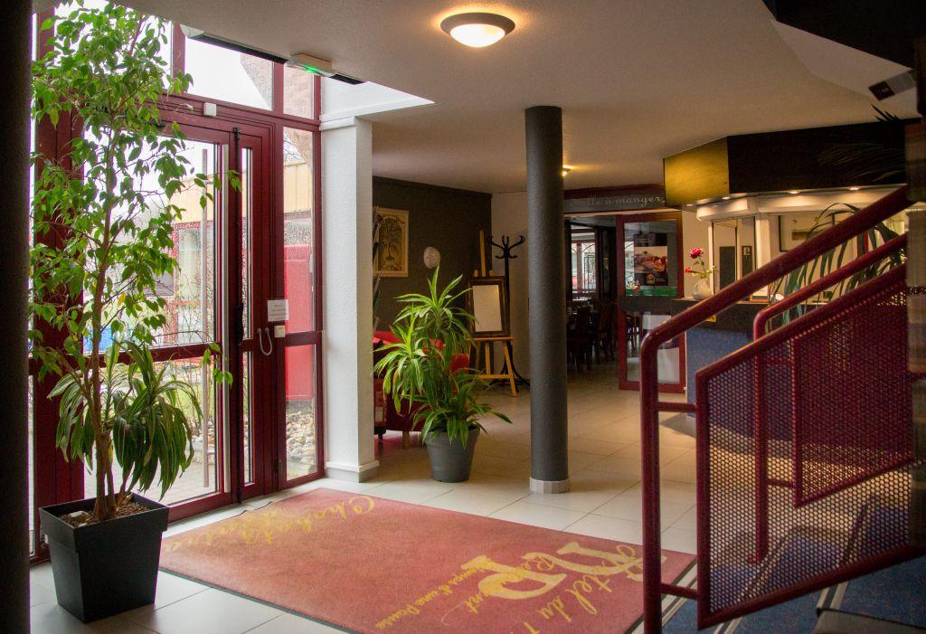 chambres h tel zone nord limoges 87 h tel du parc. Black Bedroom Furniture Sets. Home Design Ideas